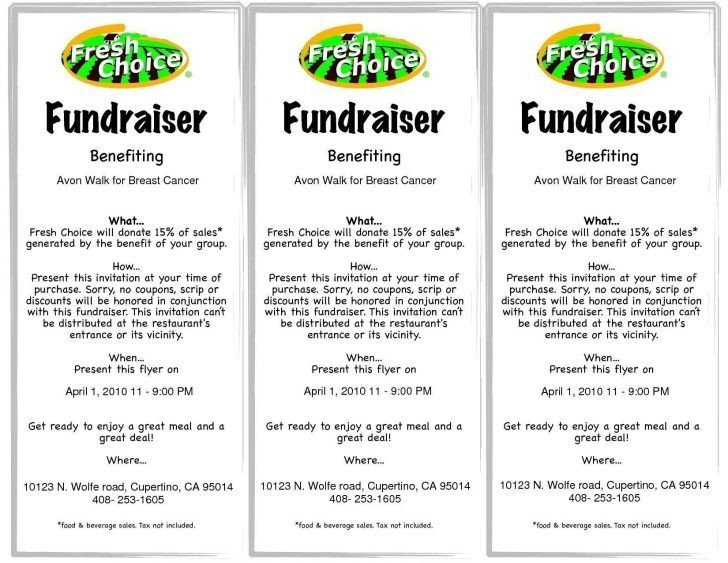Free Printable Fundraiser Flyer Templates Free Fundraising Flyer Templates Picture – Charity Benefit