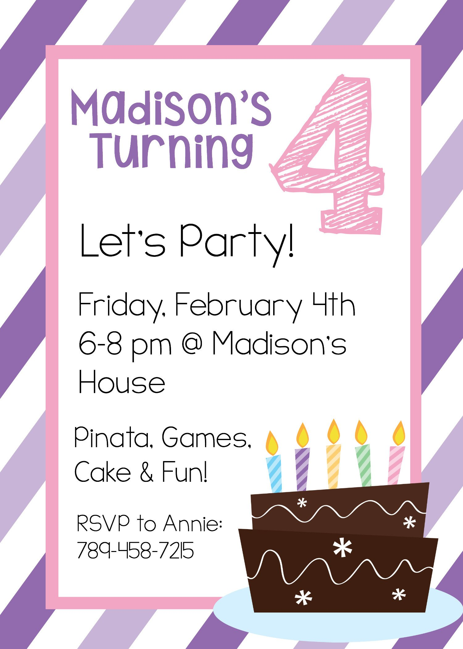 Free Printable Invitation Templates Free Printable Birthday Invitation Templates