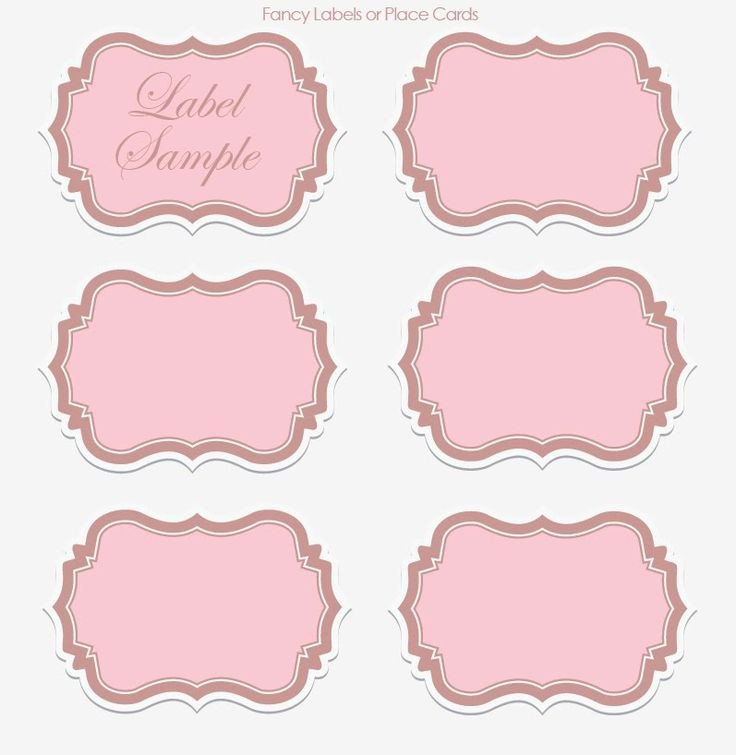 Free Printable Label Templates Best 25 Free Label Templates Ideas On Pinterest