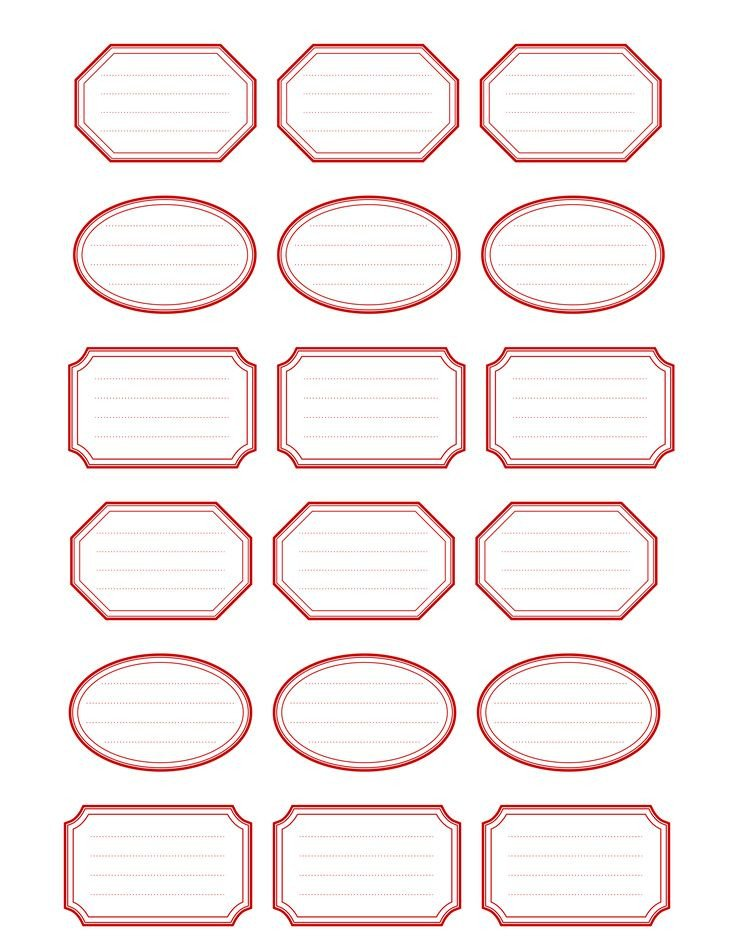 Free Printable Label Templates Best 25 Label Templates Ideas On Pinterest