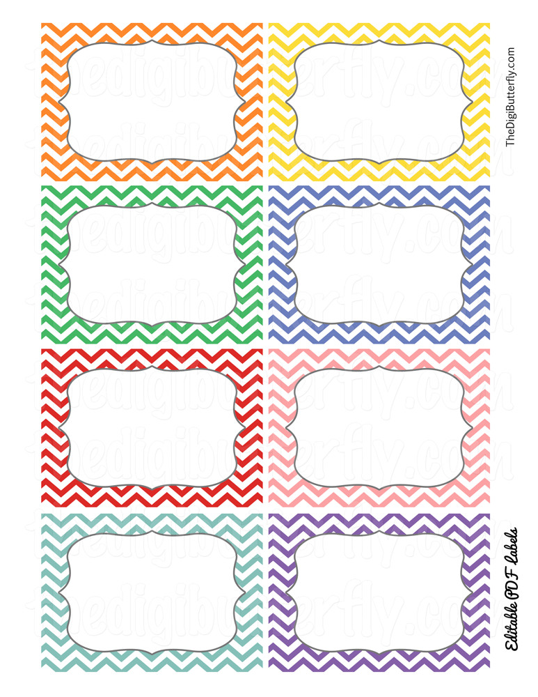 Free Printable Label Templates Pin by Elianne Thomas On Tags and Labels