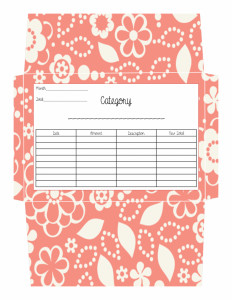Free Printable Money Envelopes How to Bud and Spend Wisely with An Envelope System