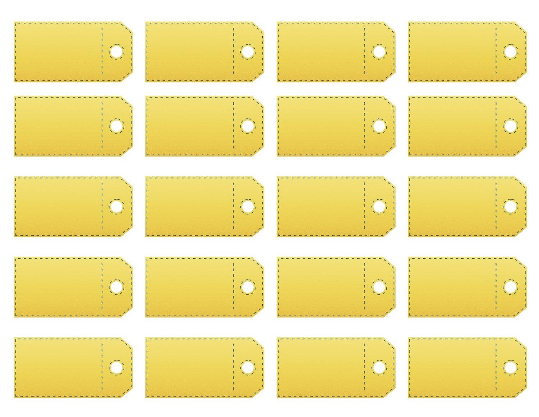 Free Printable Price Tags Template Printable Price Tag Templates