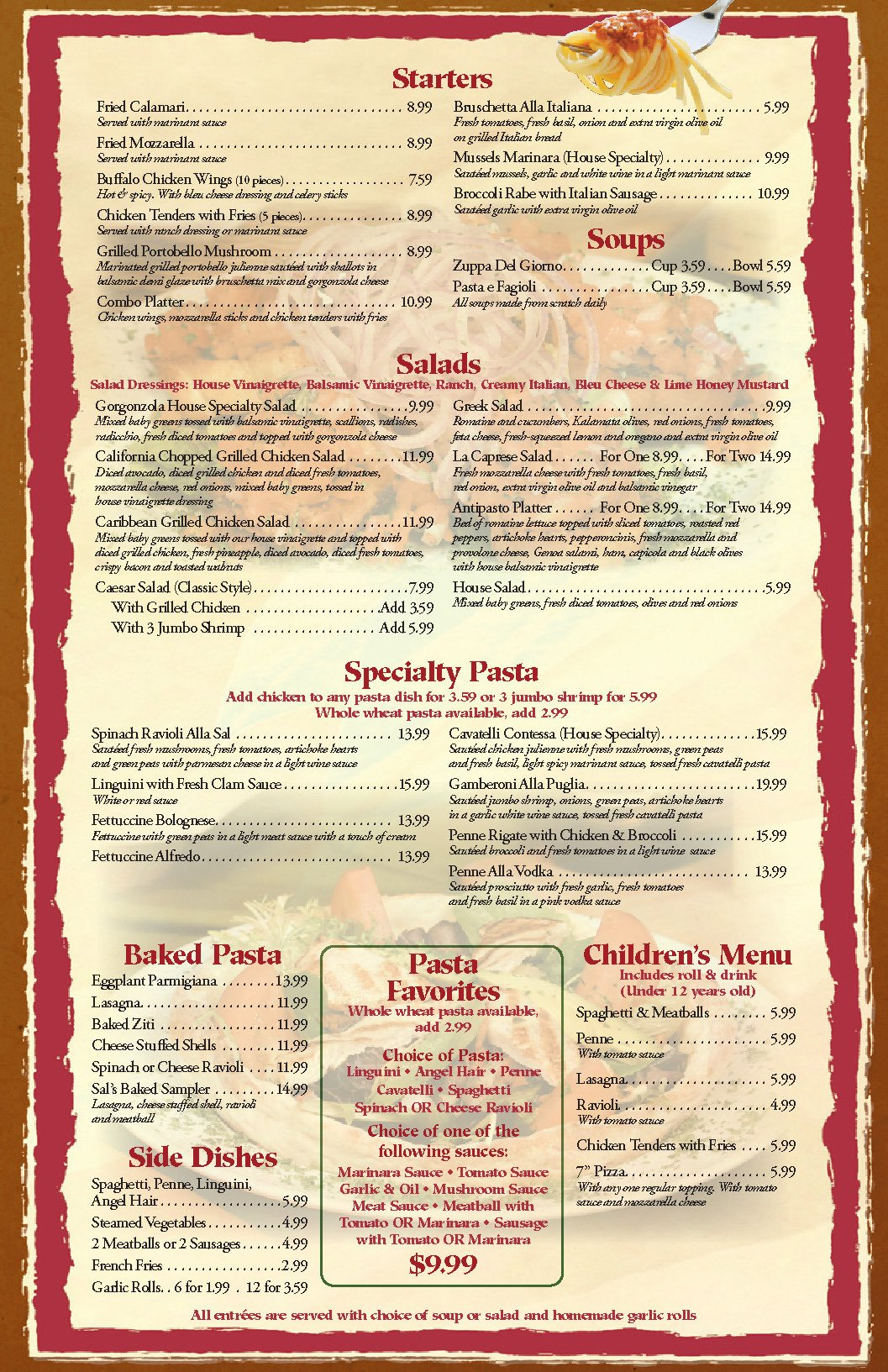 Free Printable Restaurant Menu Templates Restaurant Menu Templates