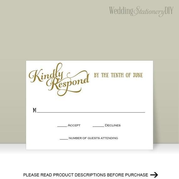 Free Printable Rsvp Cards Rsvp Cards Printable Wedding Rsvp Cards Response Cards Diy