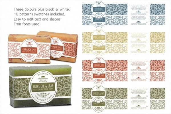 Free Printable soap Label Templates 22 soap Label Designs Psd Vector Eps Jpg Download
