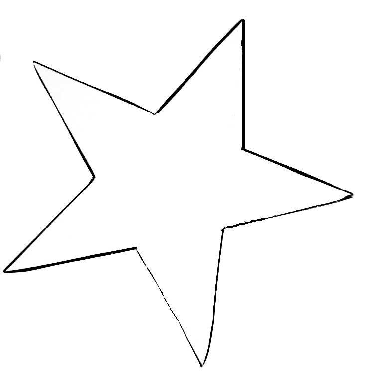 Free Printable Star Template Free Printable Star Download Free Clip Art Free Clip Art