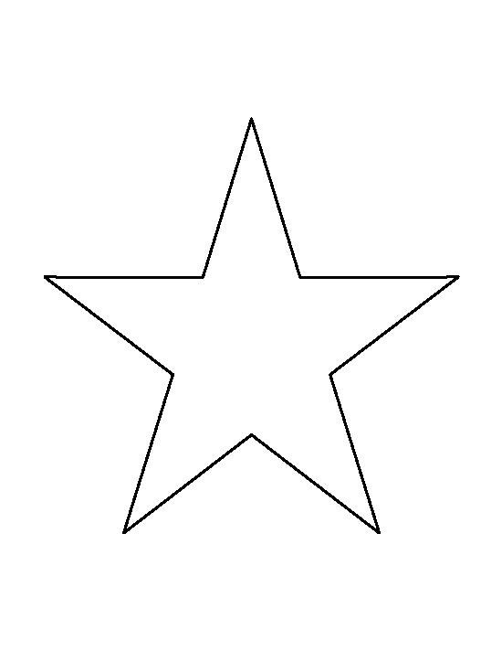 Free Printable Star Template Pin by Muse Printables On Printable Patterns at