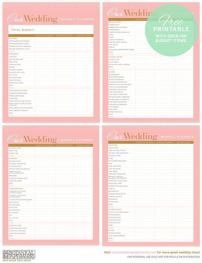 Free Printable Wedding Binder Templates Best 25 Free Printable Wedding Ideas On Pinterest