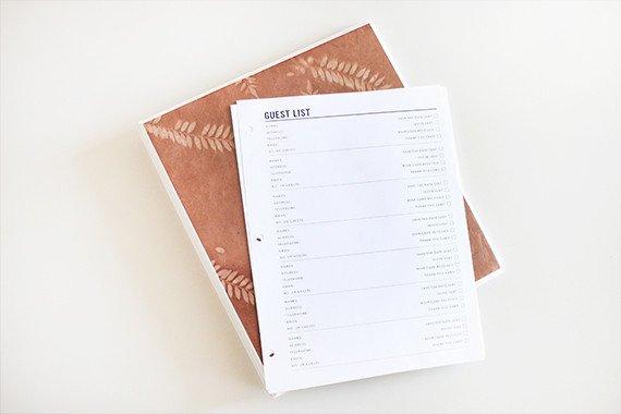 Free Printable Wedding Binder Templates Diy Wedding Binder with Free Printables