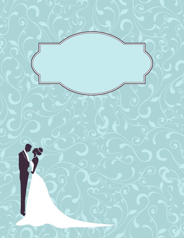 Free Printable Wedding Binder Templates Free Printable Wedding Binder Cover Template Download the