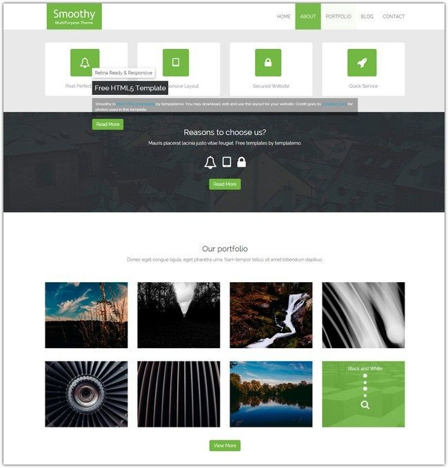 Free Professional Dreamweaver Templates 40 Best Free Dreamweaver Templates 2018 Templatefor