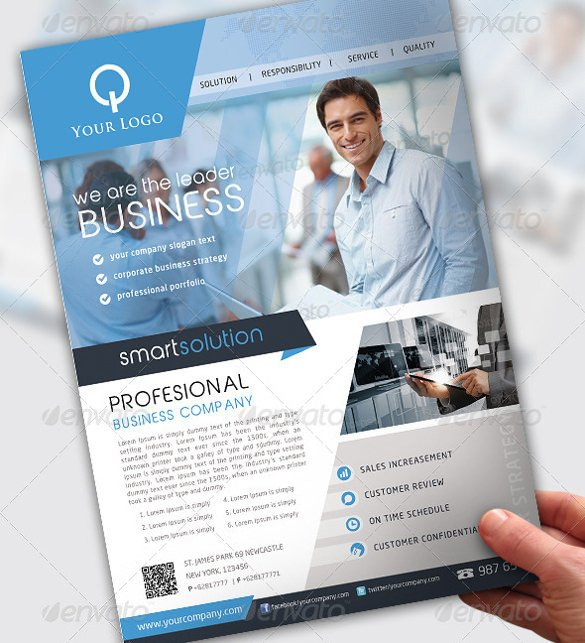 Free Psd Business Flyer Templates 57 Business Flyer Templates Psd Ai Indesign