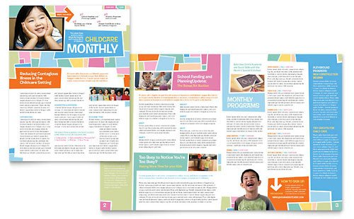 Free Publisher Newsletter Templates Free Publisher Templates Download Free Ready to Edit Layouts