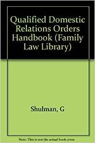 Free Qdro form Download Download Qualified Domestic Relations order Handbook by