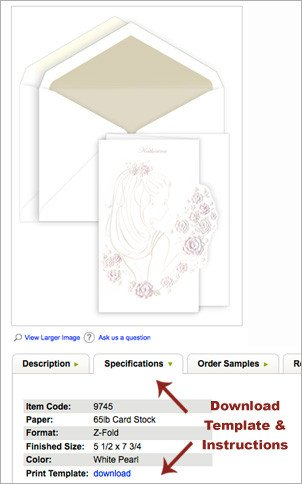 Free Quinceanera Invitation Templates How to Print Your Own Traditional Quinceanera Invitations