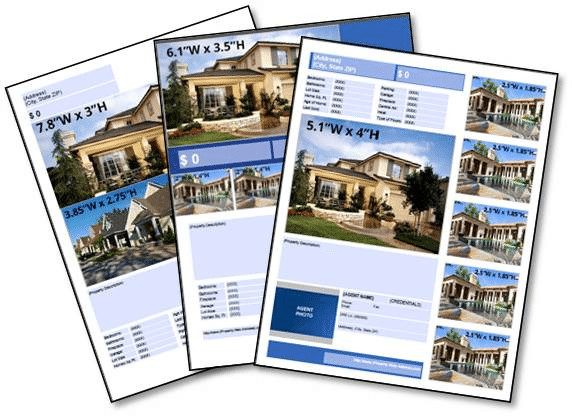 Free Real Estate Brochure Templates top 25 Real Estate Flyers & Free Templates