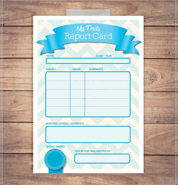 Free Report Card Template 21 Report Card Templates Doc Pdf Psd