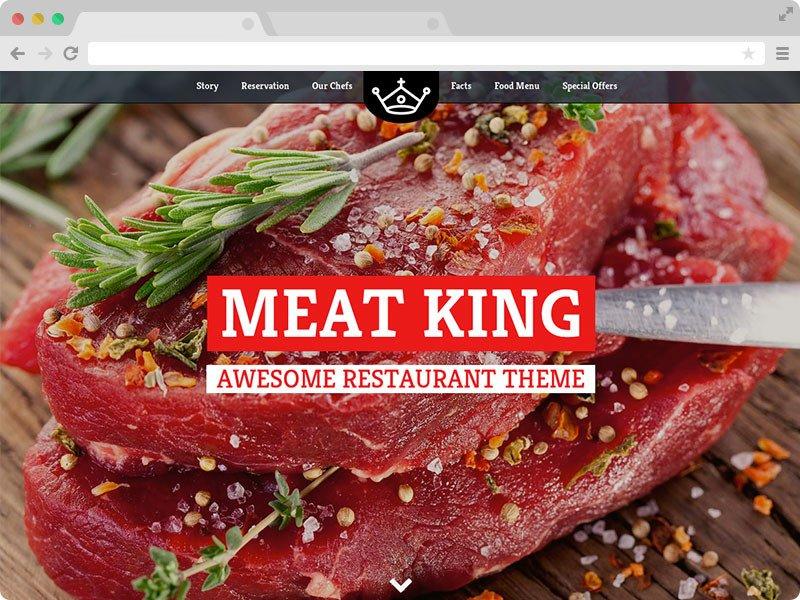 Free Restaurant Website Templates Free Restaurant Website Responsive Bootstrap Template