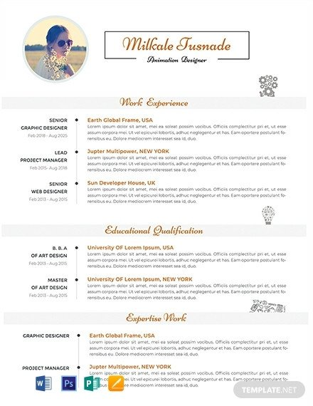 Free Resume Templates for Pages 4511 Free Microsoft Publisher Templates [download now In