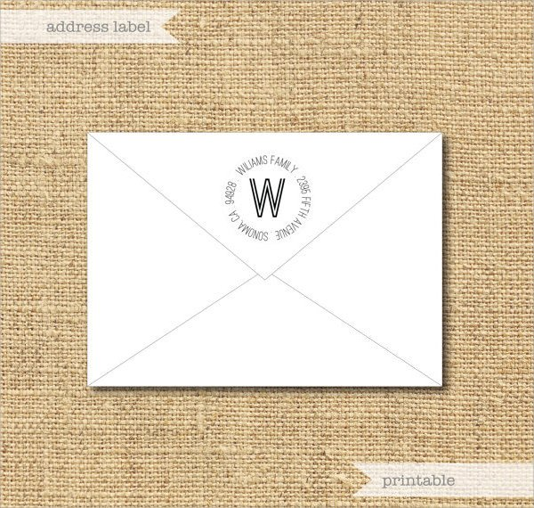 Free Return Label Template Return Address Label Template 8 Free and Premium