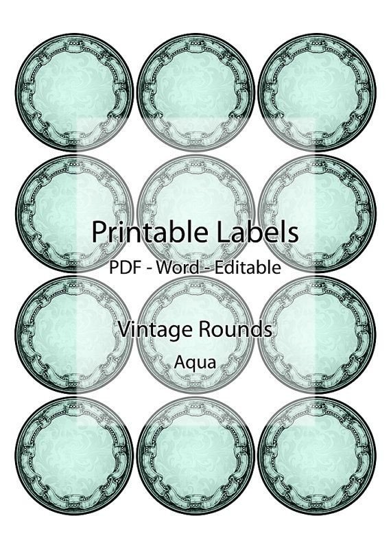 Free Round Label Templates 1000 Ideas About Round Labels On Pinterest
