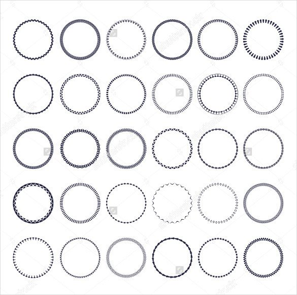 Free Round Label Templates 27 Round Label Templates – Free Sample Example format