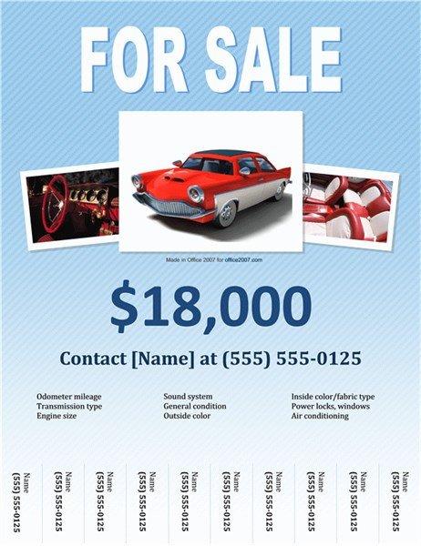 Free Sale Flyer Template Sales Flyer