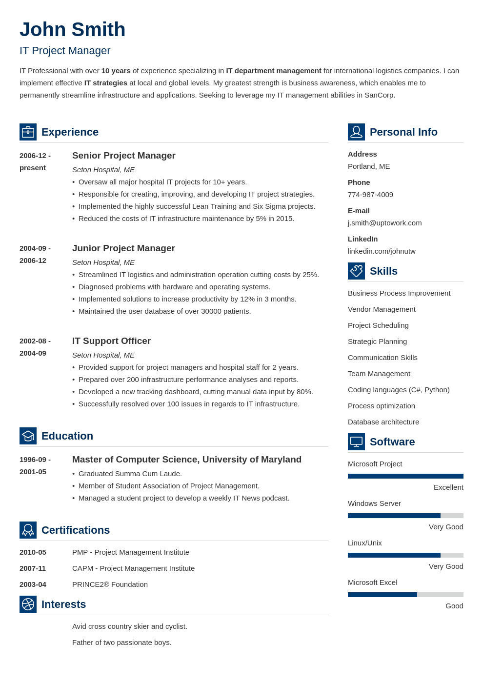 Free Sample Resume Templates 20 Resume Templates [download] Create Your Resume In 5