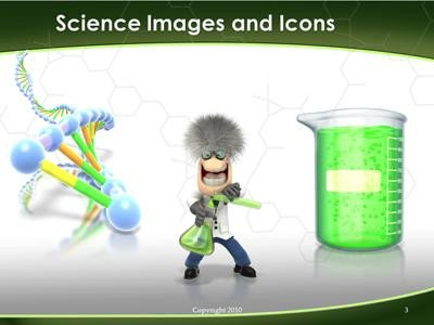 Free Science Powerpoint Templates Chemistry Wave A Powerpoint Template From Presentermedia