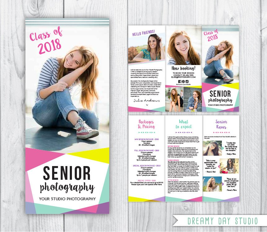 Free Senior Templates for Photoshop Senior Photography Senior Photoshop Templates Senior