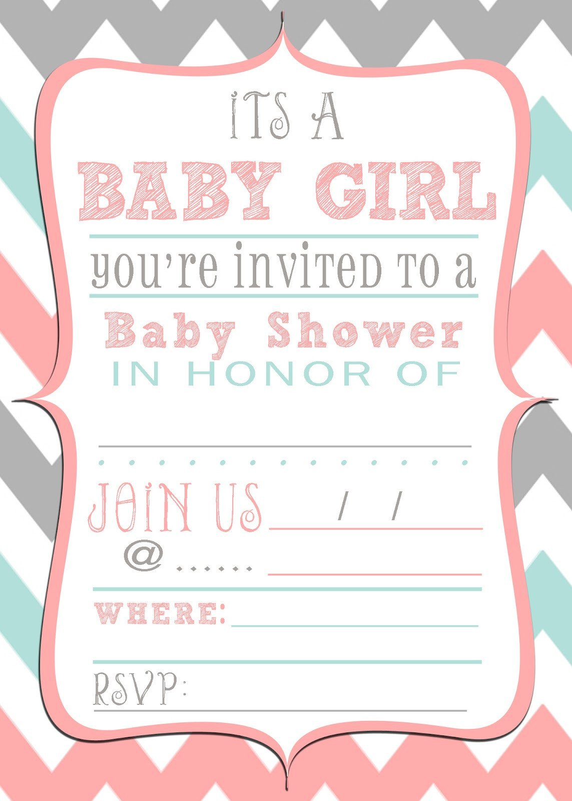 Free Shower Invitation Template Mrs This and that Baby Shower Banner Free Downloads