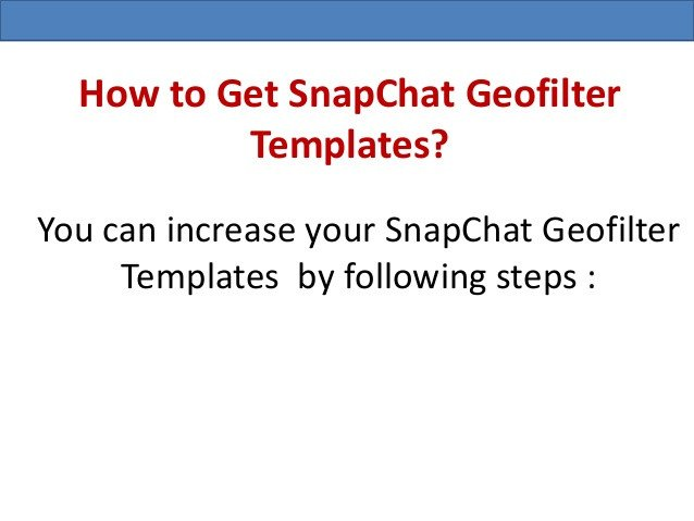 Free Snapchat Geofilter Template Buy Snapchat Geofilter Template