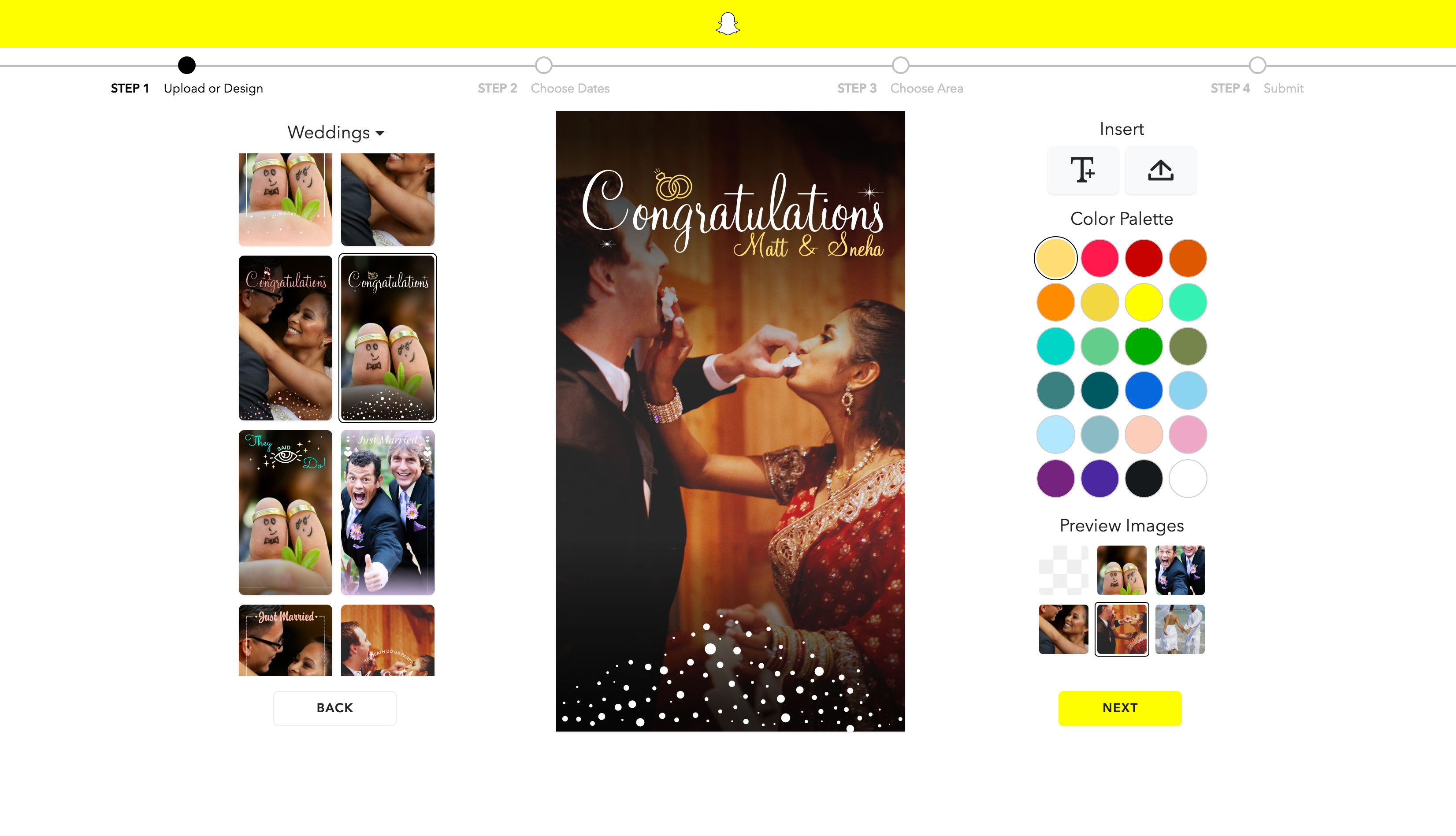 Free Snapchat Geofilter Template Snapchat Makes It Easier to Design Geofilters with