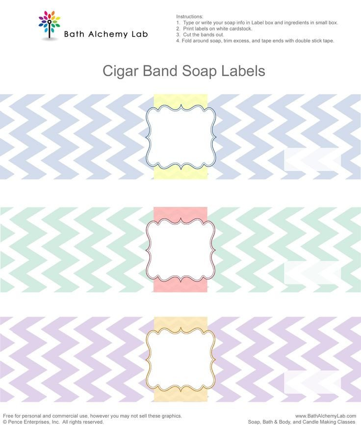 Free soap Label Templates Best 20 soap Labels Ideas On Pinterest