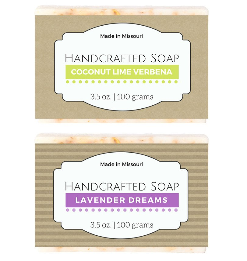 Free soap Label Templates Kraft Dark 9 soap Label Template – Diy soap Labels