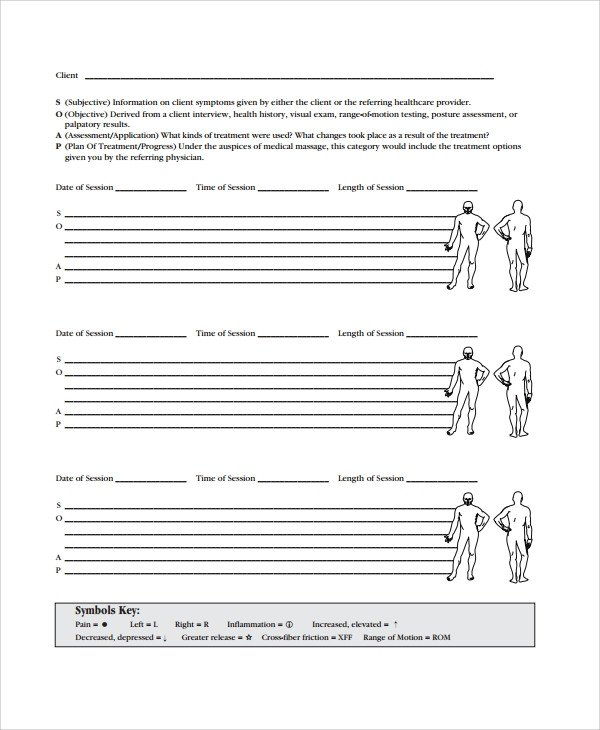Free soap Note Template 15 soap Note Examples Free Sample Example format