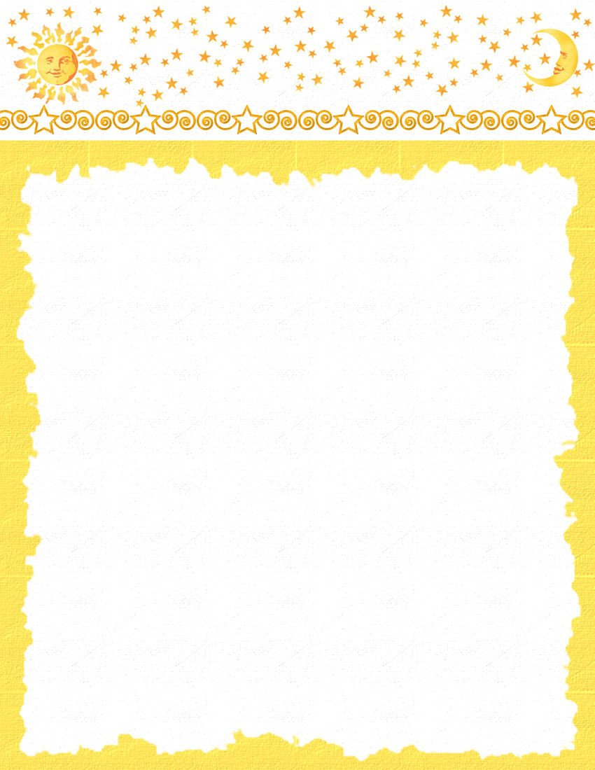 Free Stationery Paper Templates Cute⿳scroll⿳frame Tag Stationary Journal Card Best Clipart