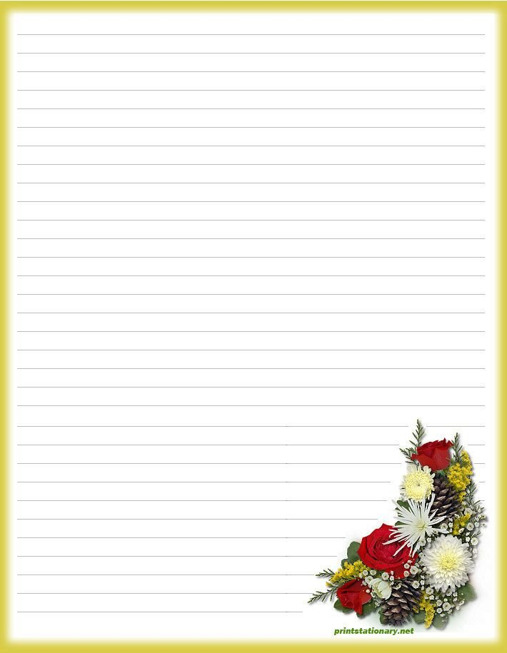 Free Stationery Paper Templates Free Printable Stationery Free Online Writing Paper