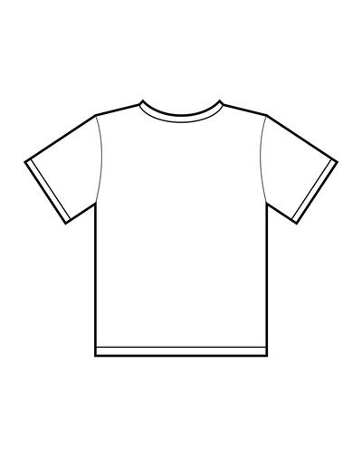 Free T Shirt Template Free T Shirt Template Printable Download Free Clip Art