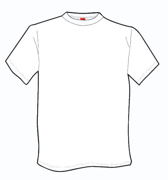 Free T Shirt Template Free T Shirt Template Printable Download Free Clip Art
