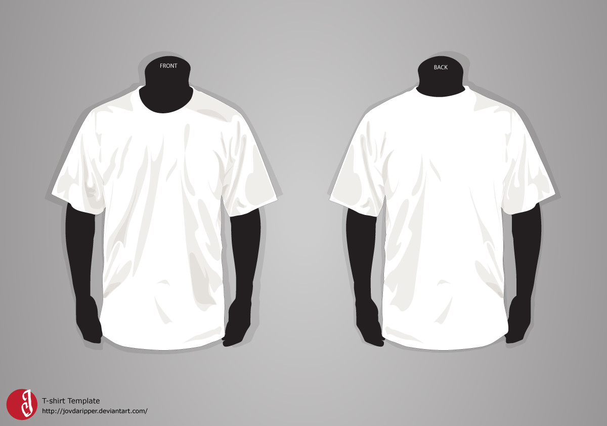 Free T Shirt Template T Shirt Template Update by Jovdaripper On Deviantart