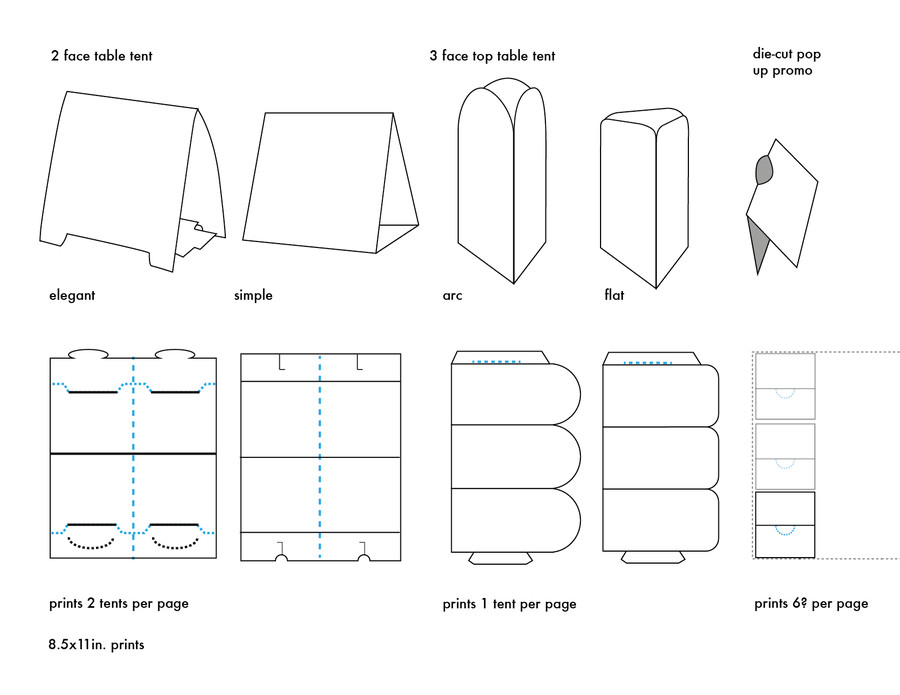 Free Table Tent Template Table Tents Template Types by Carrensoriano On Deviantart