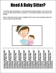 Free Tear Off Flyer Template 18 Tear F Flyer Templates Excel Pdf formats