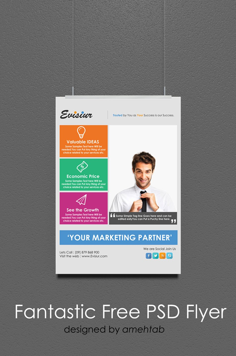 Free Templates for Flyers 60 Best Free Flyer Templates Psd