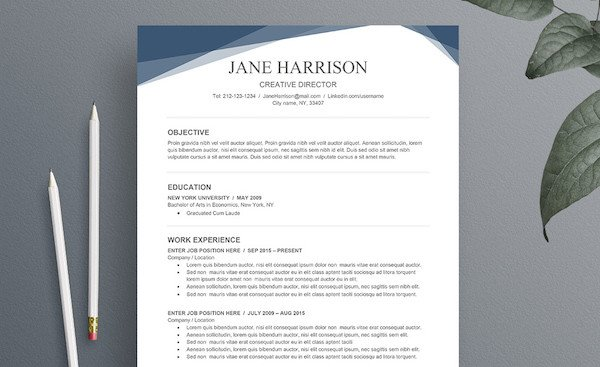 Free Templates for Microsoft Word 25 Free Resume Templates for Microsoft Word that Don T