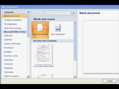 Free Templates for Microsoft Word Free Resume Templates In Microsoft Word