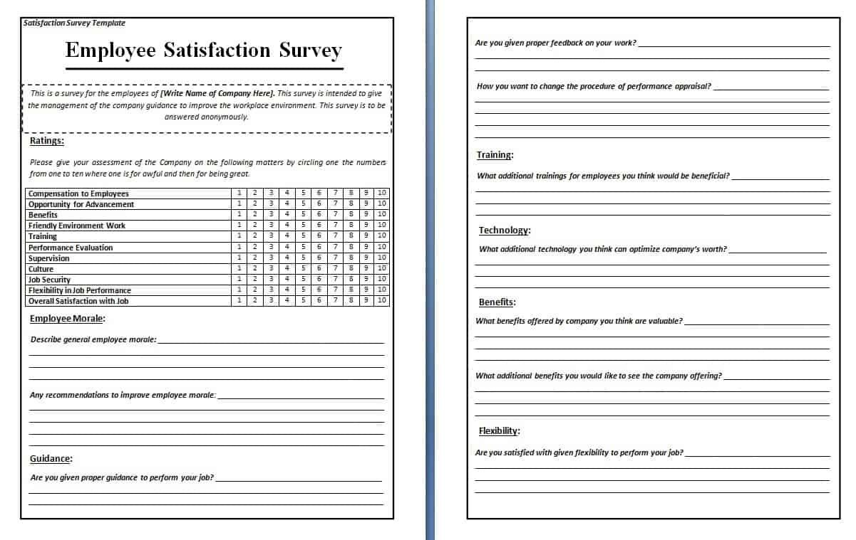 Free Templates for Microsoft Word Questionnaire Template Microsoft Word Survey Word