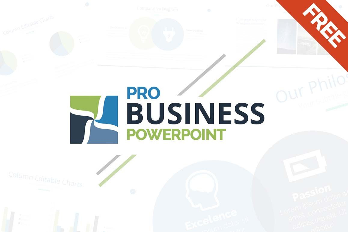 Free Templates for Powerpoint Free Business Powerpoint Template Ppt Pptx Download