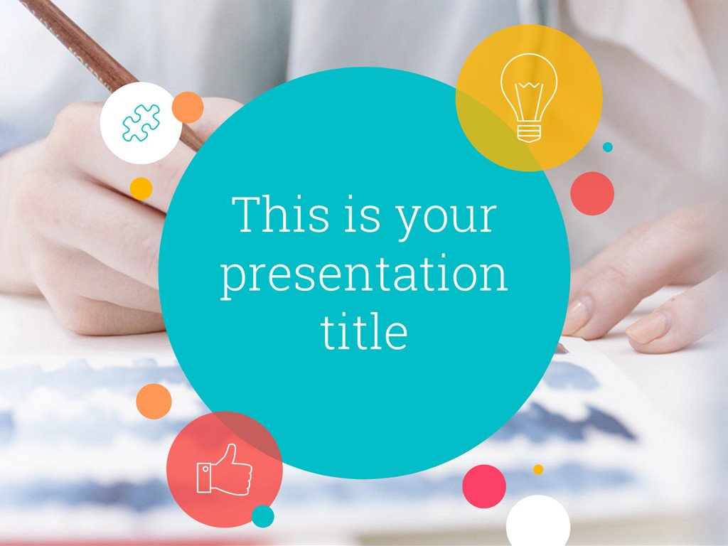 Free Templates for Powerpoint Free Playful Powerpoint Template or Google Slides theme